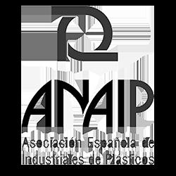 logo anaip, htmasterbatch, asociación española de industriales de plásticos
