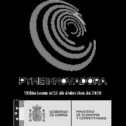 logo pyme inovadora, htmasterbatch, logo ministerio de economía y competitividad,